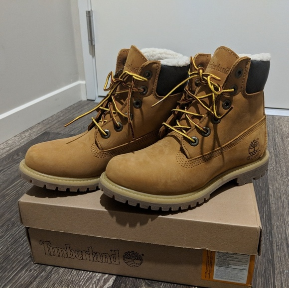 ea30a52e124 Authentic Timberland Linden Woods Bootie